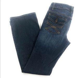 Tommy Hilfiger Women's Denim Bootcut Jeans, 6R